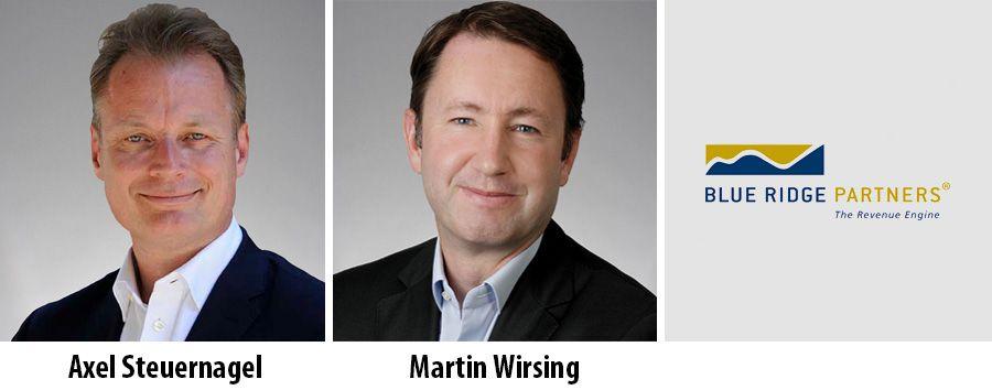 Axel Steuernagel and Martin Wirsing, Blue Ridge Partners