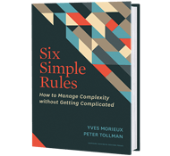 BCG - Six Simple Rules