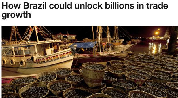 Consultantsmind - Brazil trade