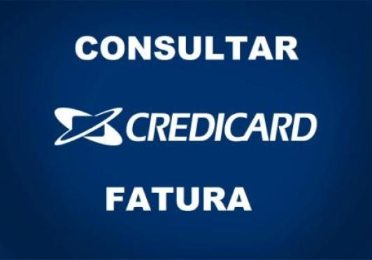 Consultar Fatura Credicard