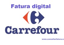 Fatura Digital Carrefour