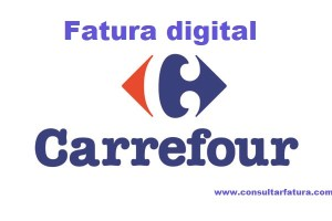 Fatura Digital Carrefour