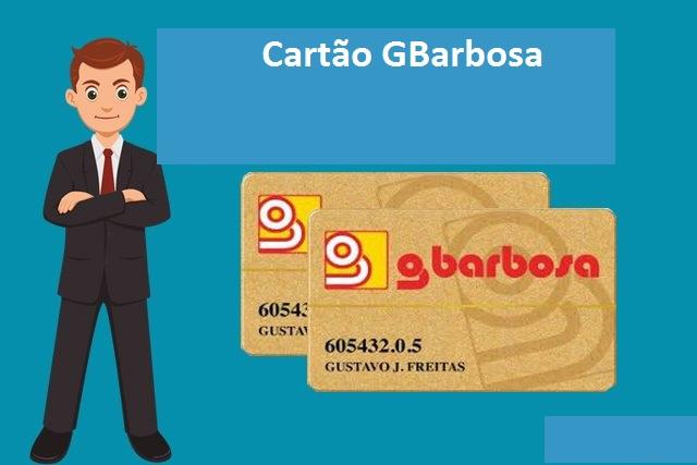 Cartão GBarbosa