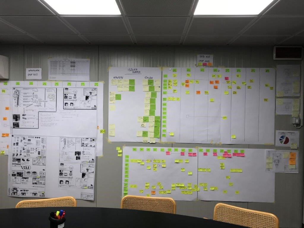MPS Consulting - Project Room
