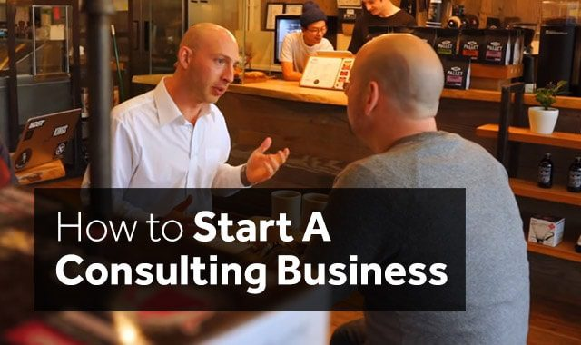 How To Start An Instant Consulting Business