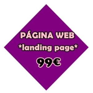 oferta landing page