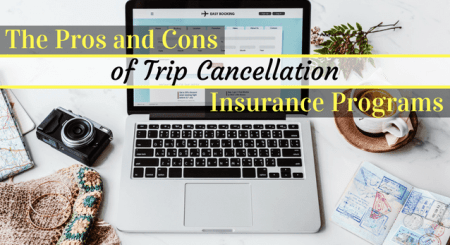 Trip Cancellation insurance