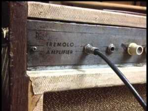 tremolo amplifier