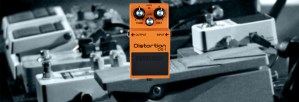 Review of the Boss DS-1 Distortion Pedal