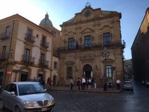City Hall Gathering Piazza Armerina