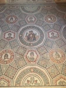 Love Mosiac Villa Romana del Casale, Sicily