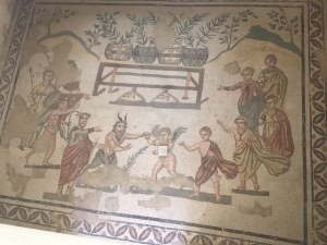 Mosiac Story Villa Romana del Casale