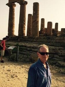Nick Taylor at Temple of Hera