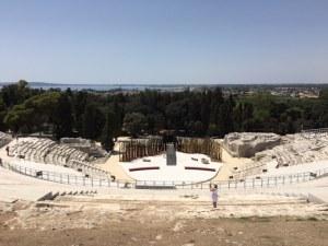 Teatro Greco, Barbara Nevins Taylor, Archeologico Park Neapolis