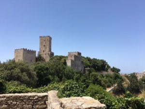 Castle of Venus Erice Sicily