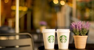 Starbucks buy one get one free holiday deal