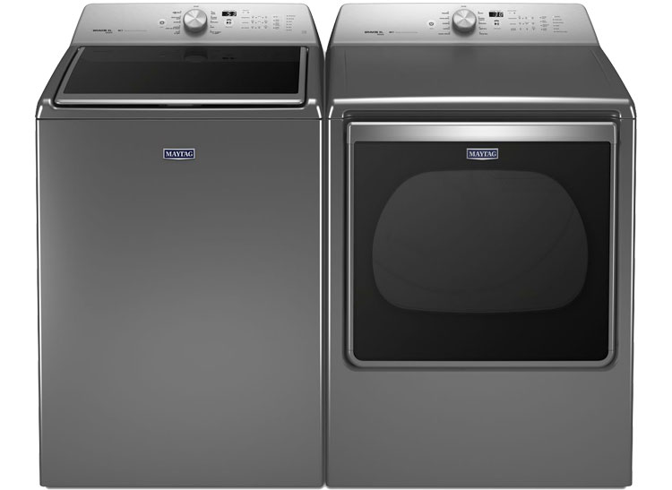 Make your Maytag Bravos MVWB855DW HE and Maytag Bravos MEDB855DW washer and dryer last.