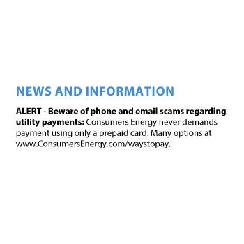 Understanding Your Bill | Consumers Energy