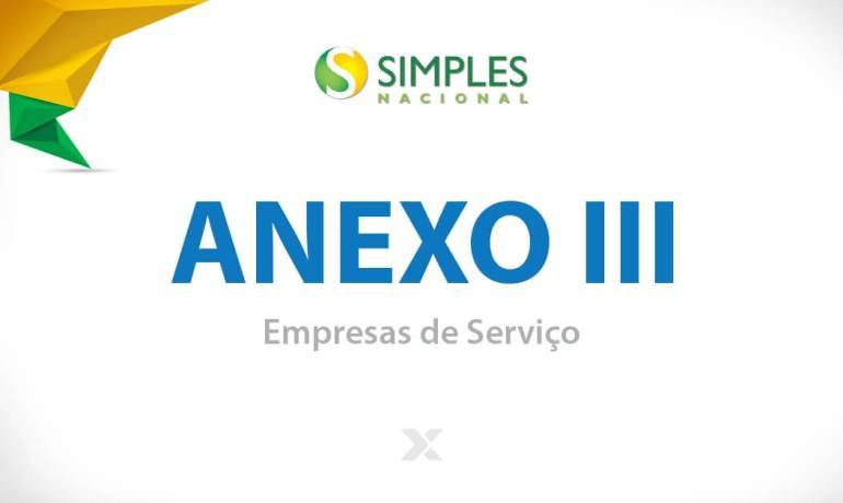 Anexo III do Simples Nacional: guia completo + tabela exclusiva de impostos