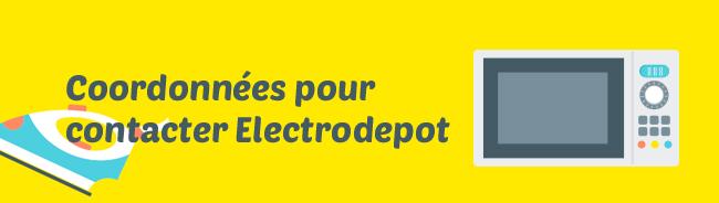 electrodepot comment faire une