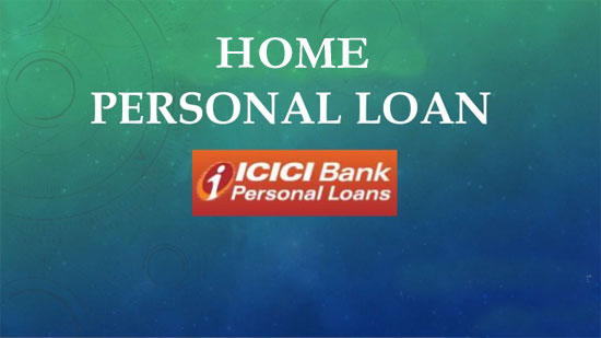 Loan Customer Care Icici Personal Bank