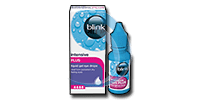 Blink intensive tears PLUS liquid gel