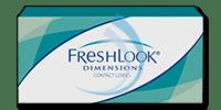 Freshlook Dimensions (zonder sterkte)