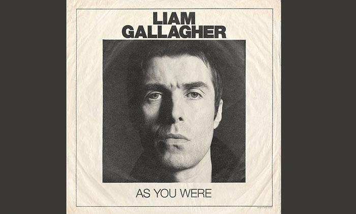 Liam Gallagher As You Were Album