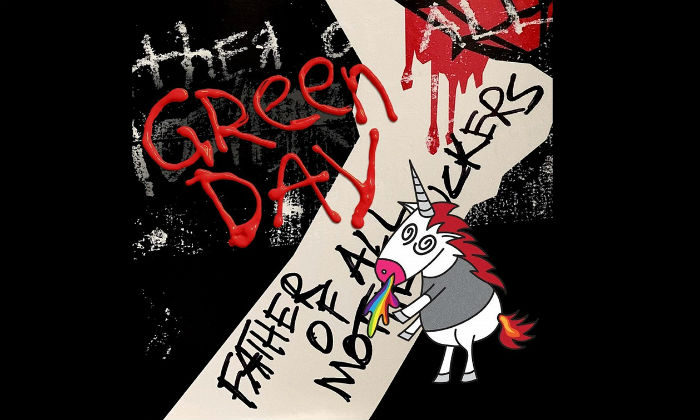 Green Day Father of All... Album