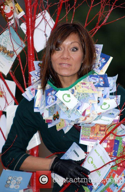 Anna Ryder Richardson Launches The Recycle Now And The