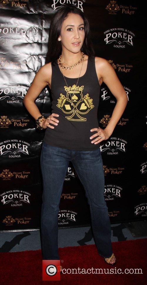 Suzanne Marques - Dream Team Poker Tournament Premiere ...