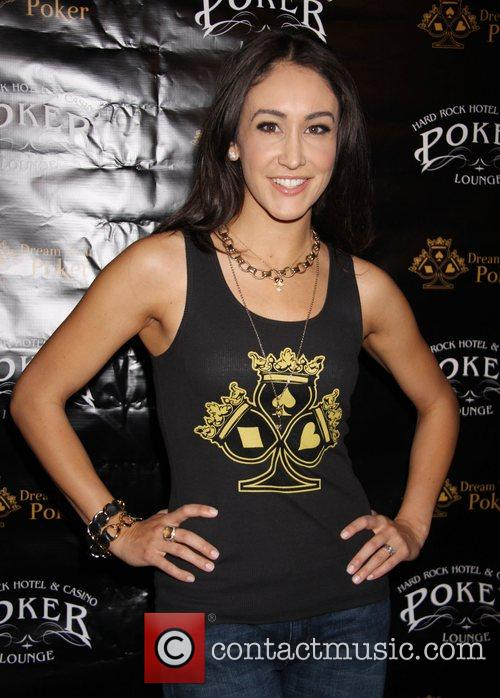 Suzanne Marques - Dream Team Poker Tournament Premiere ...