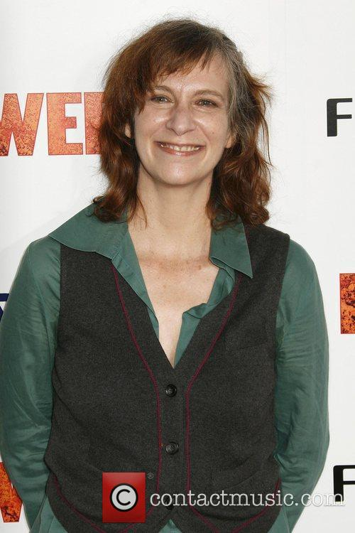 Amanda Plummer - Los Angeles Premiere of 'Halloween II ...