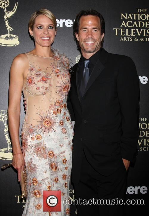 Arianne Zucker, Shawn Christian, Beverly Hilton Hotel, Daytime Emmy Awards, Emmy Awards