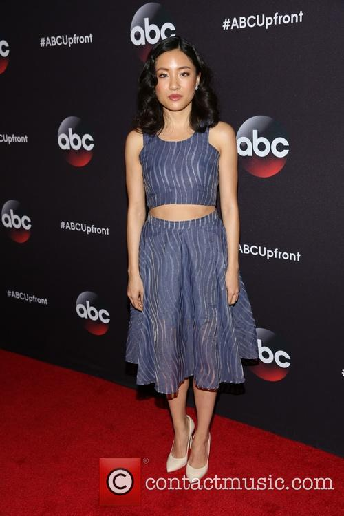 Constance Wu Abc Upfront Presentation 2015 3 Pictures