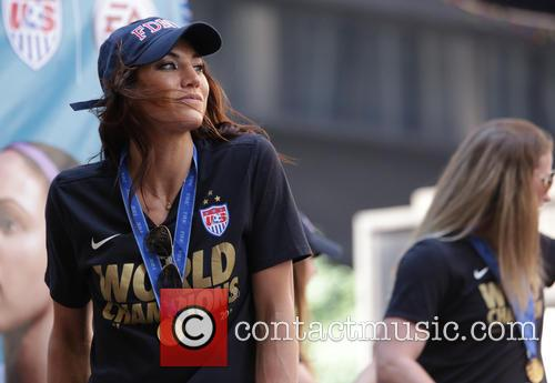 Hope Solo - U.S. Women's National Team (USWNT) victory ...
