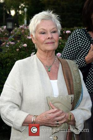 Judi Dench Champagne Launch of BritWeek 2008, held at the British Consul General's Residence - Arrivals Los Angeles, California - 24