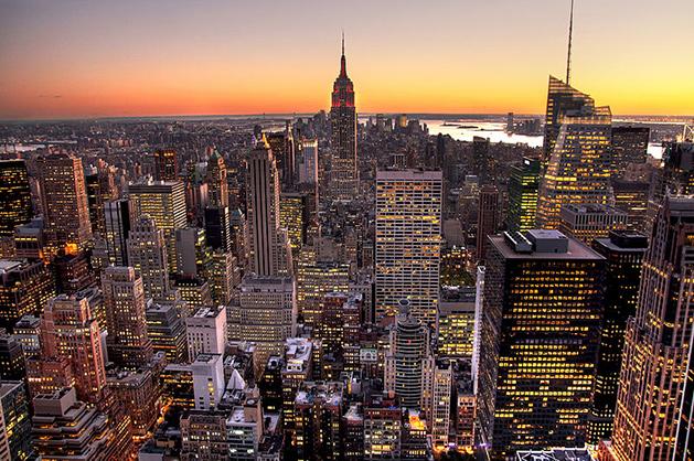Sector Financiero de Nueva York