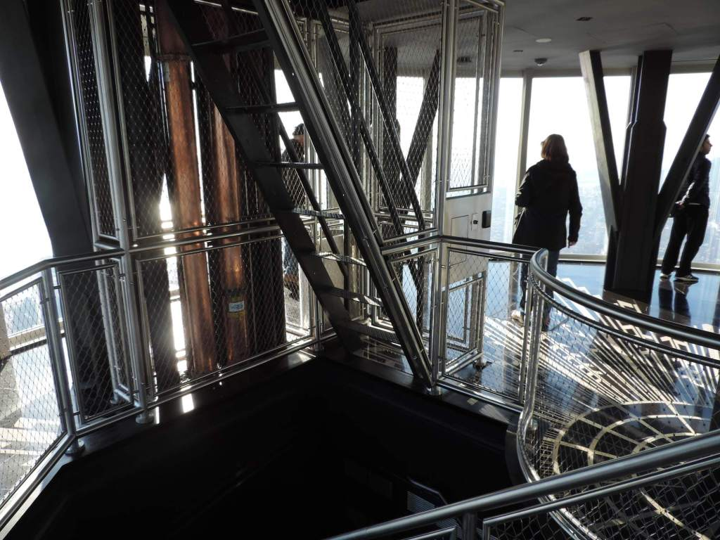 Empire State observatorio del piso 102
