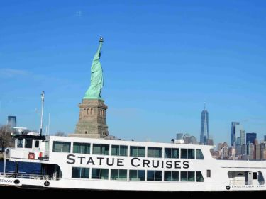 Ferry Statue Cruises