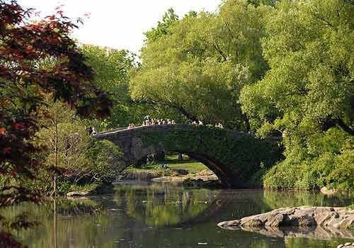 Gapstow Bridge