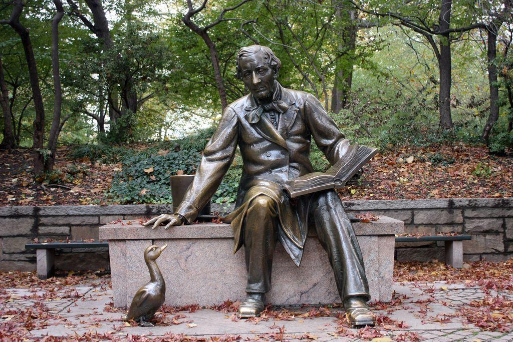 Hans Christian Andersen Monument