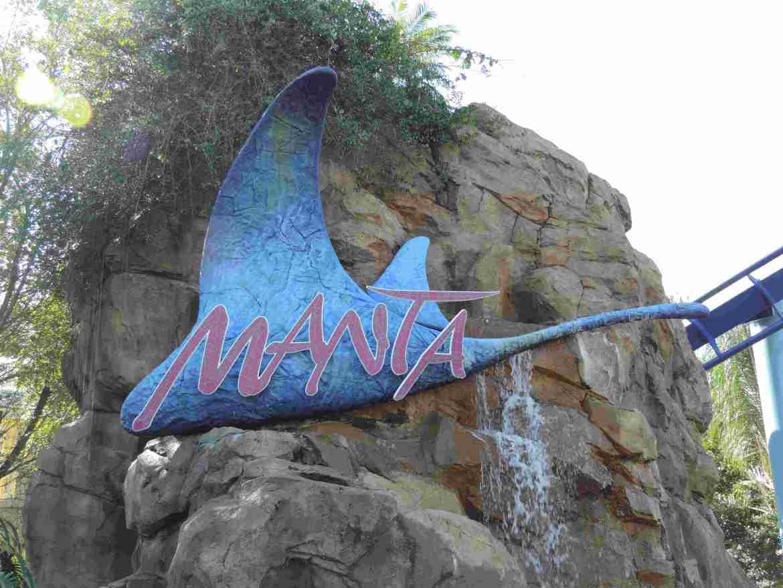Manta - SeaWorld