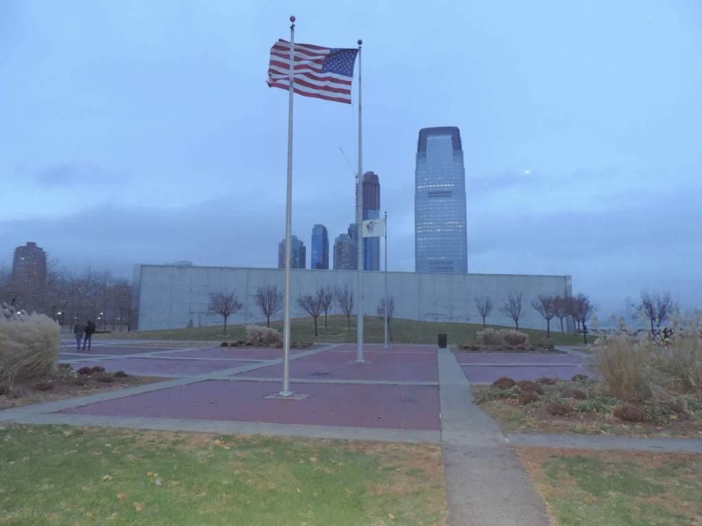 """Memorial 9/11 """"Empty Sky"""""""