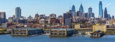 Vista aerea de Filadelfia