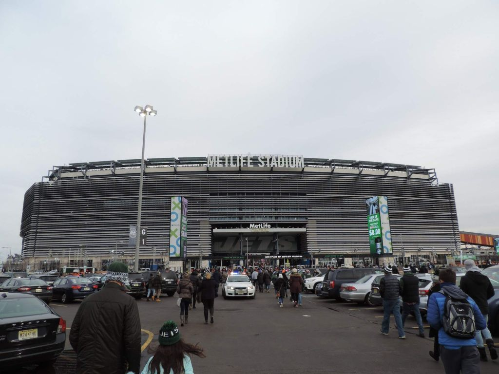 MetLife Stadium en New Jersey