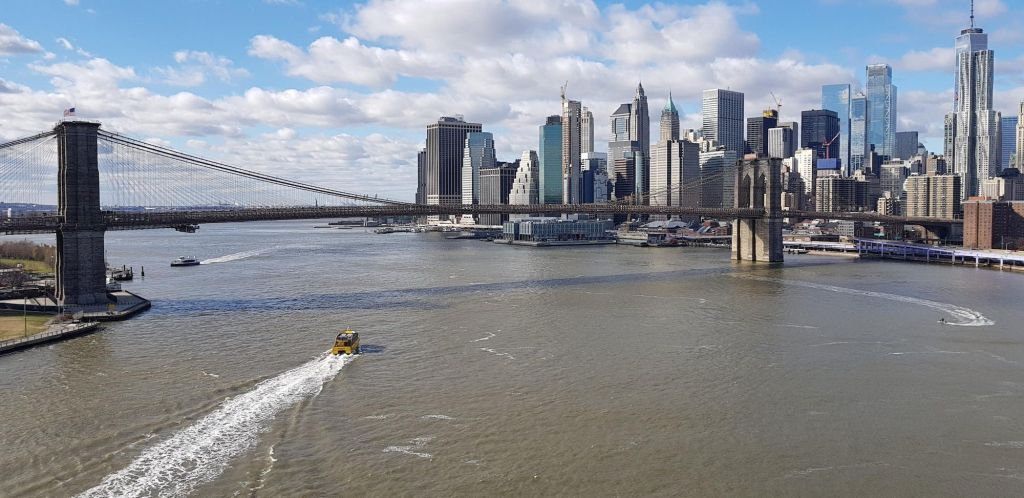Vista desde el Manhattan Bridge