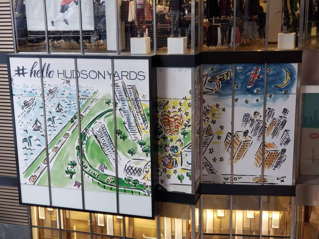 The Shops en Hudson Yards 1