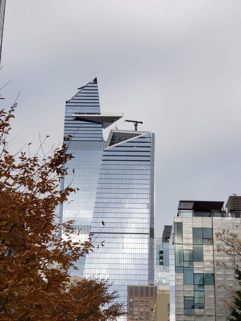 Rascacielos de Hudson Yards