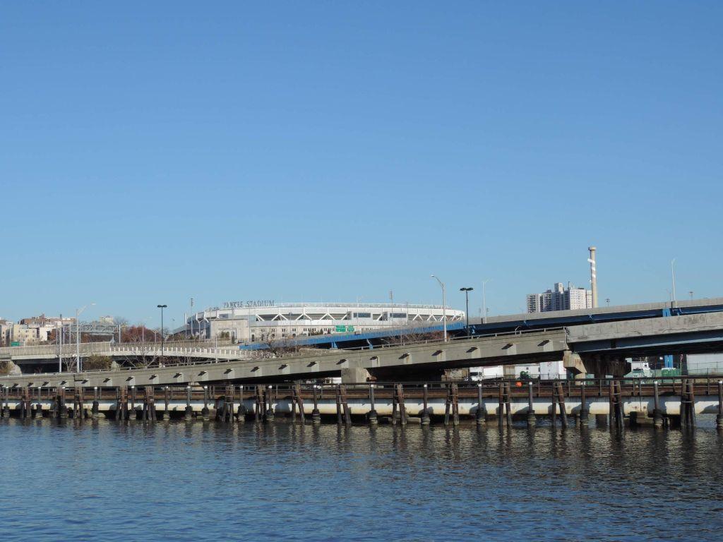 Yankee Stadium desde Circle Line